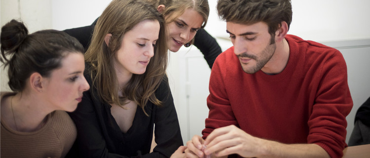 Etudiants en formation ESPE pour devenir enseignant